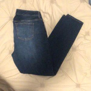Mid-Rise Torrid Size 14R jeans
